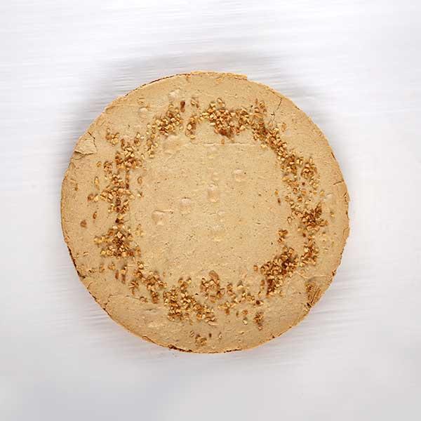 tarta de manzana entera