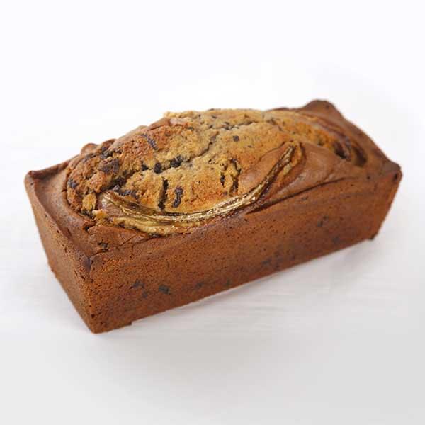 cake plátano chocolate entero