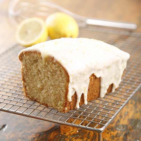 cake de limón con cobertura
