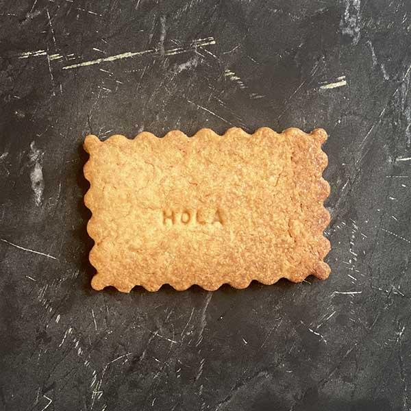 galletas con mensaje